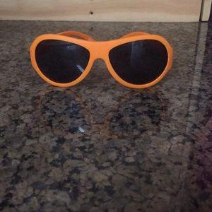 Orange babiators sunglass