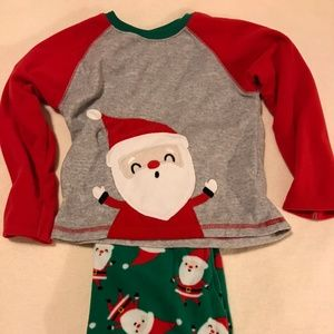 NEW LISTING!!! Boy's 2 pc Christmas Pajamas