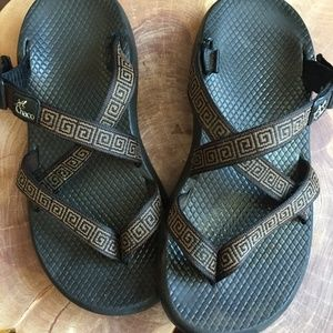 Brown Chaco Sandals