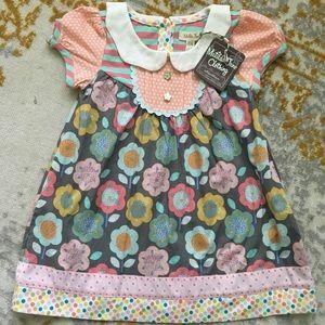 Matilda Jane Non-pareil Knit Dress & Diaper Cover