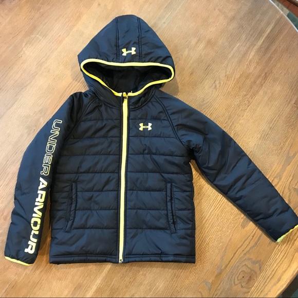 c2a151016a Under Armour Boys Winter Jacket