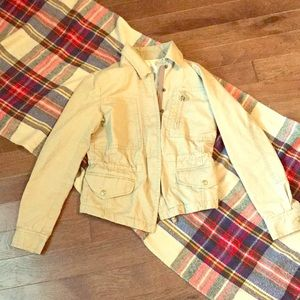 Gap Khaki Utility Jacket