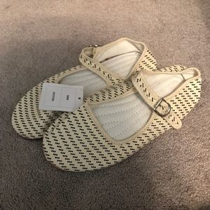 NWT Urban Outfitters Chinese Slippers