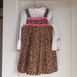 Bonnie Jean dress set