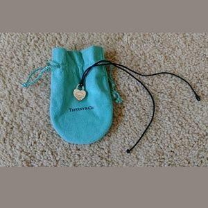 NWOT Tiffany & Co. Return to Tiffany Heart Charm