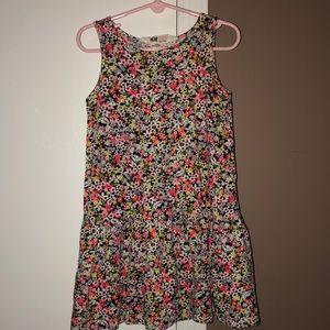Little girls flower dress