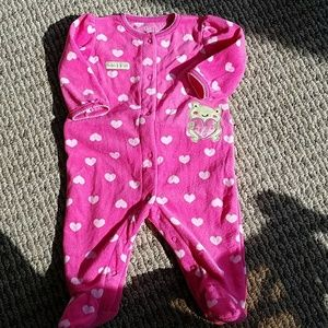Bundle your sweet love up in this onesie!