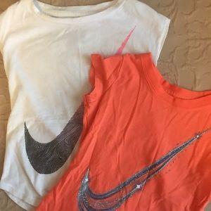 Nike toddler tshirts