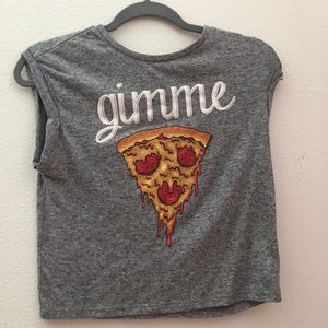 gimme pizza tee (13/14)