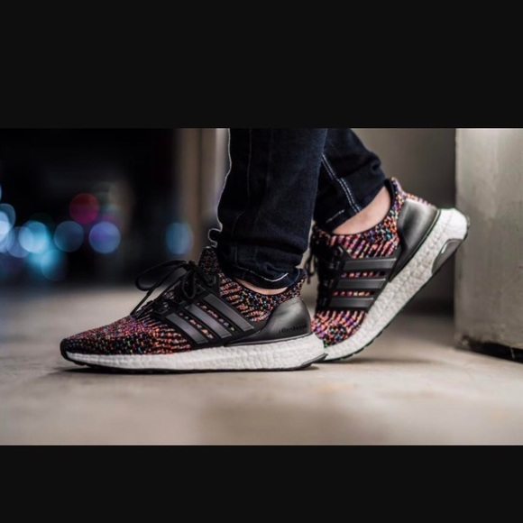 d5262f64673b7 adidas Other - Adidas Ultraboost multicolor 3.0 men size 9
