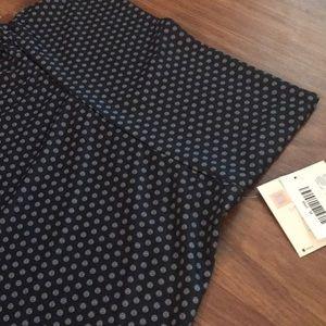 Black & White LulaRoe Maxi Skirt