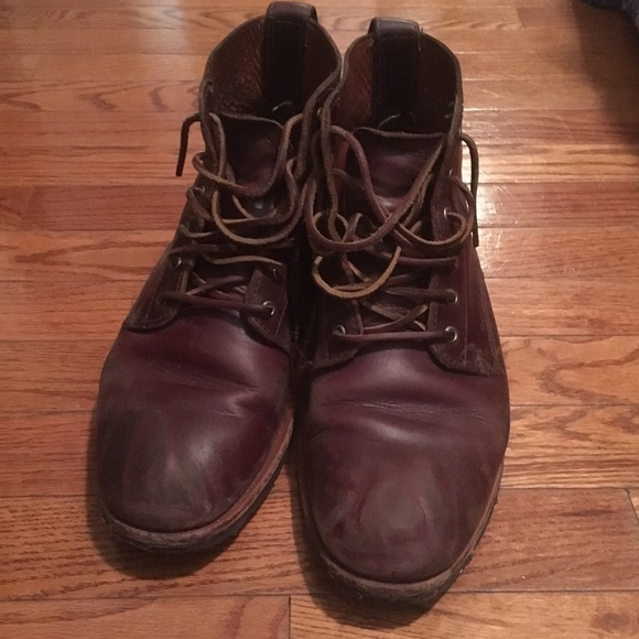 b63890c7b3 Ball and Buck Other - Oxblood Men s boots Ball and Buck + Rancourt 10.5