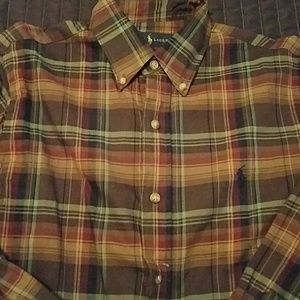 Men's Causal Button down