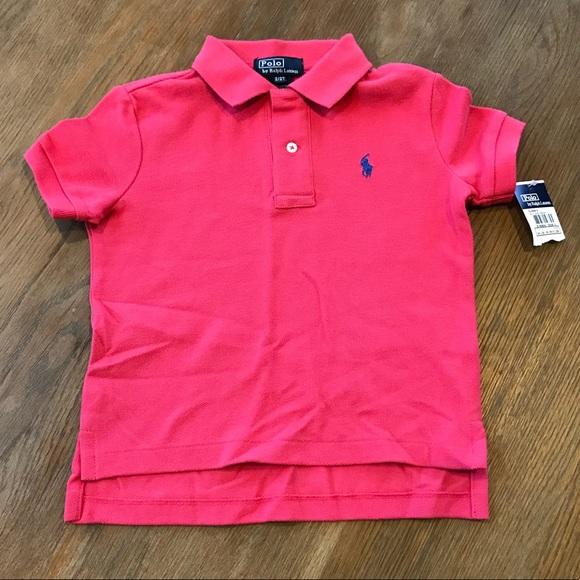 a7792755e Polo by Ralph Lauren Shirts & Tops | Toddler Boys Polo Shirt | Poshmark
