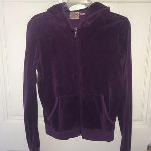 Juicy Couture Velvet Track Suit