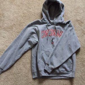Cincinnati Bearcats hoodie UC