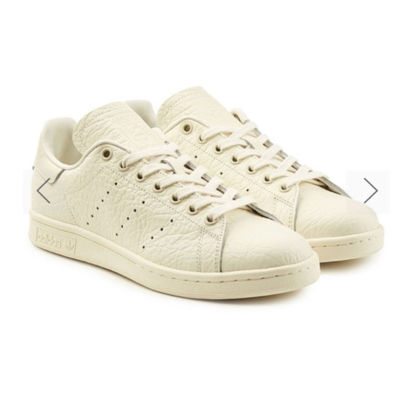Adidas Stan Smith Crinkle Texture Cream