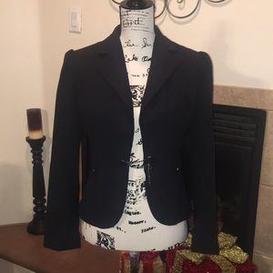 Mossimo black blazer jacket size small