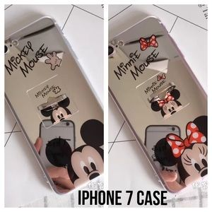 Accessories - Buyers Choice Mickey Minnie Mouse IPhone 7 Case