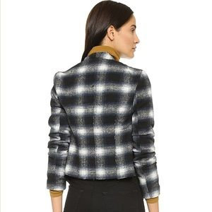 BB Dakota Jackets & Coats - BB Dakota Quinn Plaid