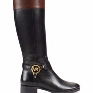 MICHAEL Michael Kors Fulton Harness Boots
