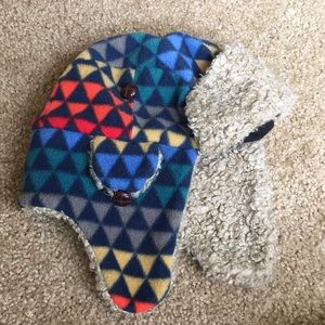 Gap earflap hat
