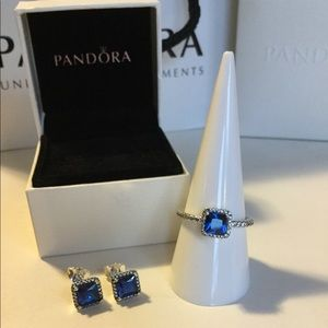 Pandora Timeless Elegance True Blue Set