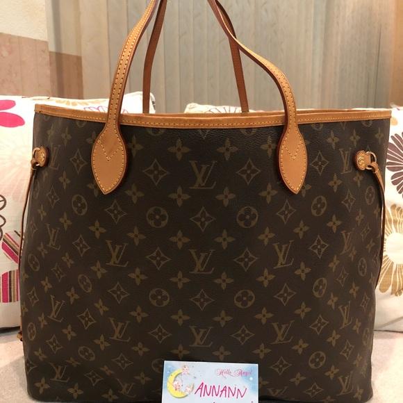 Louis Vuitton Bags   Lv Neverfull Gm Monogram   Poshmark ae4428489b
