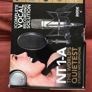 Other - NT1-A Rode Microphone Kit