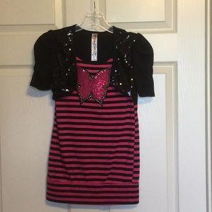 Magnetic girls dress