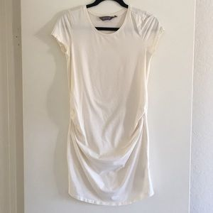 Tops - Cream Long Maternity Knit Top size 12
