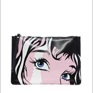 ASOS New Look POP Art Clutch  Brand New