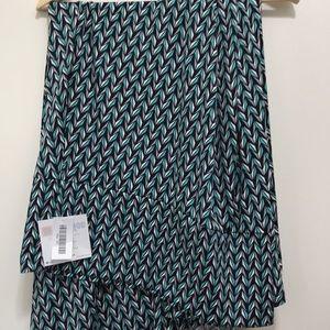 NWT lularoe maxi skirt (2xl)