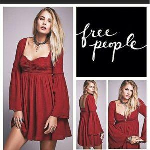 Gorgeous FP renaissance dress