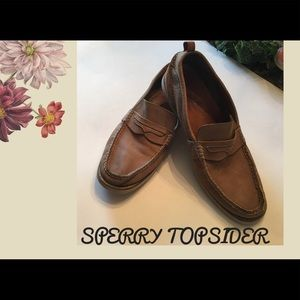 Pre-Owned: Men's Sperry Top Sider 12M