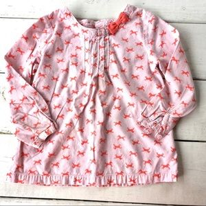 3 for $15 Carter's Girl's Blouse Size 4-5T