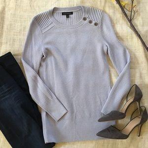 Banana Republic Lavender Sweater