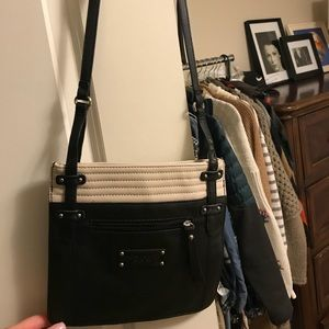 Long strapped purse