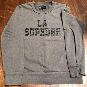 Madewell x Sezane La Superbe sweatshirt