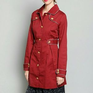 Brooklyn Industries Trench Coat