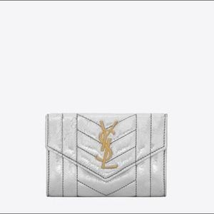 YSL wallet Small Monogram Envelope Wallet