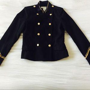BNWT H&M Women's Military style blazer. Size 6