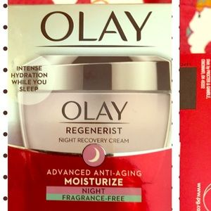 ✨☝🏽LST CHNCE✨NWOT OIL OF OLAY REGENERIST PM CREAM
