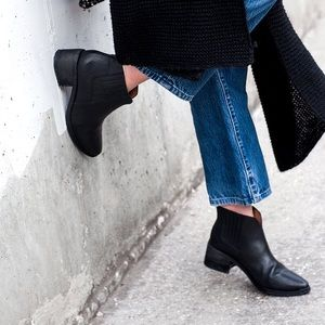 MADEWELL Joini leather boots!