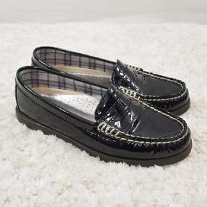 Sperry Top-Sider Patent Leather Loafers Size 5.5
