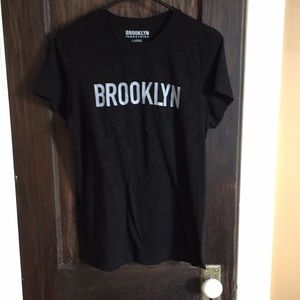 Tops - Brooklyn industries tee