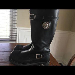 Harley Davidson Women's Boot. Size:11