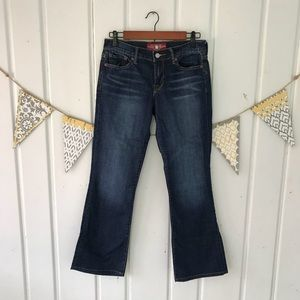 Lucky Brand Sweet n Low Ankle Jeans