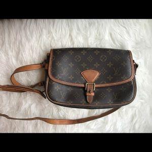 Authentic Louis Vuitton Solonge Crossbody