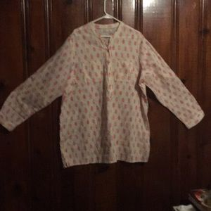 Old Navy,  XXL,  pink/red pattern shirt